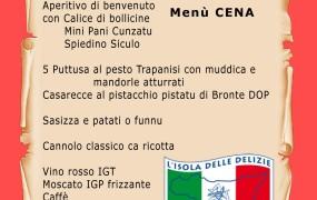 Serata Siciliana